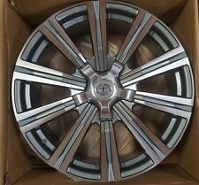 "21"" Lexus LX570 LX470 Rims Toyota Tundra Sequoia Land Cruiser Wheels"