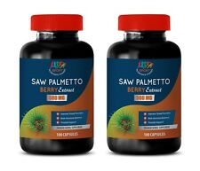 prostate support - Saw Palmetto Berry 500mg 2B - prostate capsules