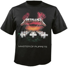 Metallica - Master of Puppets Tour Europe 86 T Shirt