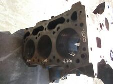 Ford 3000 Tractor 3 Cylinder Engine Motor Block C7nn6015s