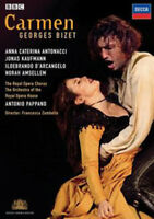 Carmen: Royal Opera House (Pappano) DVD (2008) Antonio Pappano cert E ***NEW***