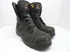 "Terra Men's 8"" Paladin Composite Toe Composite Plate Work Boot Black Size 10M"