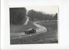 N°7054  / BUGATTI :  photo type 57 SC   cabriolet  1938 en course