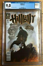 Hillbilly #1 Eric Powell 2016 CGC 9.0 1260751012