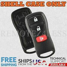 Replacement for Nissan Infiniti Entry Remote Car Key Fob Shell Pad Case 3b