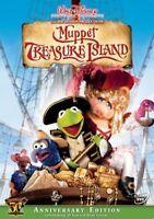 Muppet Treasure Island [New DVD] Anniversary Ed, Full Frame, Ac-3/Dolb