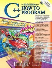 C++ How to Program by H. M. Deitel, P. J. Deitel and Deitel and Associates Staf…