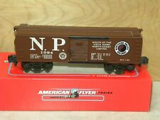 American Flyer Northern Pacific Boxcar 6-48485 NASG 1994