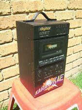 Digitor Portable Mini Karioke unit
