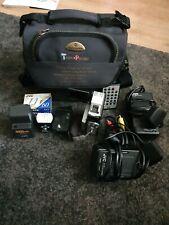 JVC GR - DVP3  MiniDV Digital Camcorder Plus lots of extras