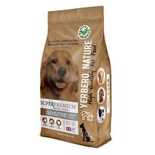 Yerbero NATURE SENSITIVE cordero/arroz comida Hipoalergénica para perros  2,5kg