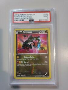 Pokemon DRAGONS EXALTED SERPERIOR 125//124 SECRET RARE HOLO