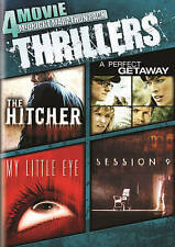 4 Movie Midnight Marathon Pack: Thrillers (DVD, 2014) Four Times the Horror USED