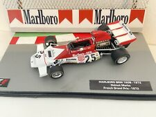 F1 Car Collection XTRA-  Full MARLBORO BRM P160B 1972- Helmut Marko - Superb