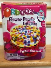 Orbeez Flower Power Light Show with 1,500 Orbeez And Lights