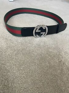 Gucci Belt - Gucci Web Belt