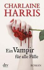 Belletristik-Bücher über Vampire Charlaine Harris