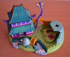 Vintage Polly Pocket Bluebird Disney Mulan's Brave Journey (for spares?)