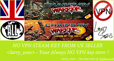 Chainsaw Warrior + Lords of the Night Steam key RegionFree NOVPN