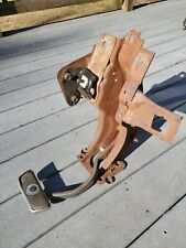 1971,1972,1973 Ford Mustang Mach 1 Grande Automatic Brake Pedal And Support
