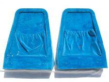 PIPER AIRCRAFT - CHEROKEE SIX - PA-32R - Hard Plastic OEM 4 Seat Backs - Blue