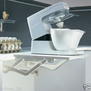 Kitchen Appliances Parallel Foldaway Fittings Holding Mechanism Space Saving