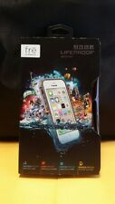 Lifeproof fre Waterproof Case for iPhone 5c GreyWhite/Clear