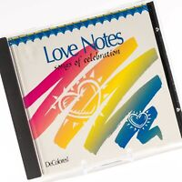 Love Notes: Songs of Celebration (CD, 1995, DeColores, Inc.) Christian Music