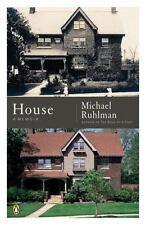 House: A Memoir, Ruhlman, Michael, Good Condition, Book