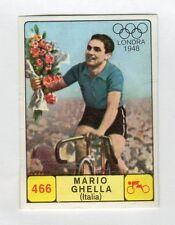 figurina CAMPIONI DELLO SPORT 1968-69 -REC- N. 466 LONDRA 1948 GHELLA