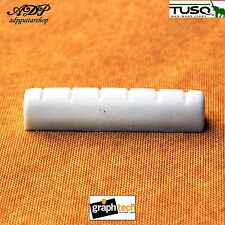 SILLET IVORY graph Tech TUSQ PQ-6060-00 Slotted nut EPIPHONE LesPaul SG VRAC OEM