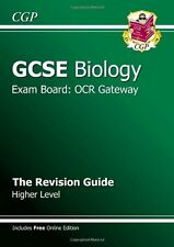 GCSE Biology OCR Gateway Revision Guide (with online edition) (A*-G course),CGP