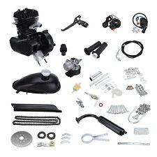 2 Stroke Air Cooling 50cc Bicycle Engine Motor Kit Motorized Bike Petrol Gas