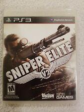 Sniper Elite V2 - Complete PlayStation 3 PS3 Game NO MANUAL FREE S/H