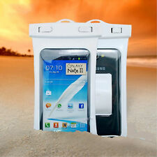 WATERPROOF CASE Samsung Galaxy S7 S6 J2 iPhone 6 6s 7 HTC 10 Sony Xperia X Z5 XA