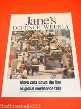 JANES DEFENCE WEEKLY - GLOBAL WORKFORCE FALLS - MARCH 27 1993 VOL 19 # 13
