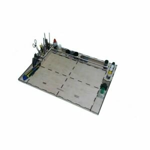 LMG WO-05 Workstation for assembly of models for a mat A3, Laser Model Graving