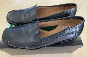 Orig. Galizio Torresi Schuhe Business Gr. 44 Leder neu OVP Np 79,95€ Top