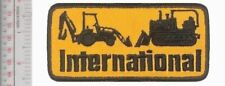 Vintage Tractor & Farm Equipment International Harvestor Promo Patch Lisle, Illi
