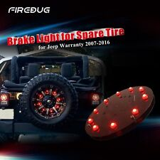 Firebug Jeep Wrangler 3rd Brake Light, Jeep Wrangler Unlimited Accessories, 2007