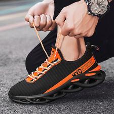 Мужские кроссовки, повседневная, спортивная, спортивные дышащие кроссовки размер плюс