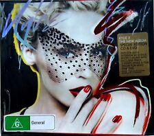 Kylie Minogue-Kylie–X CD + DVD Special Edition Slipcase-Warner – 5144250532
