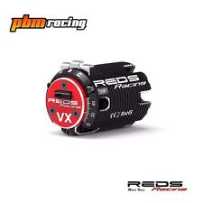 REDS Racing VX 540 1/10 Sensored 7.5T Brushless 2 Pole RC Motor REDMTTE0003