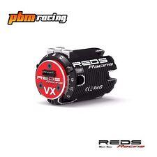 REDS Racing VX 540 1/10 sin escobillas Sensored 7.5T 2 polos Rc Motor redmtte 0003