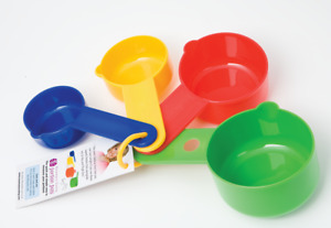 Portion Pots 4 piece set measuring cups for weight control by Rosemary Conley