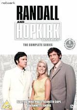 RANDALL AND & HOPKIRK DECEASED COMPLETE SERIES DVD ORIGINAL UK MIKE PRATT
