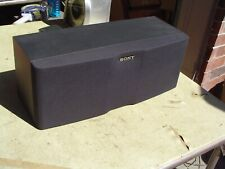 T - Sony SS-CN100 Center Channel Home Theatre Stereo Speaker