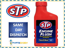 STP Engine Flush 450ml Petrol & Diesel Engines Oil Flushing Clean Additive