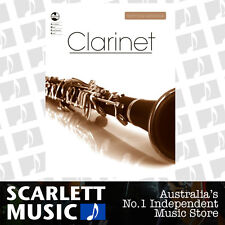 AMEB Clarinet Technical Workbook 2008 Current Edition Book *BRAND NEW*