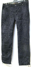 plus sz XL/24 TS TAKING SHAPE Snake Print Jeans charcoal & black Pants NWT $130